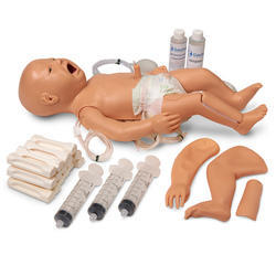Pedi Newborn Simulator For Advanced Life Support