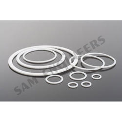 White Rubber O Ring