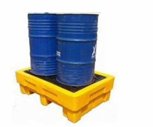 Spillage Pallet 2 Drum