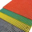 Moulded Fibre Glass Grating