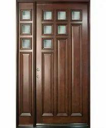 Solid Wooden Membrane Front Doors