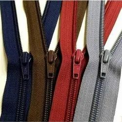 Colored Zippers