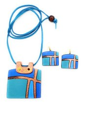 TCL2032 Terracotta Jewelry