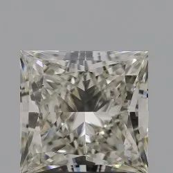 Princes Cut CVD Diamond 3.02ct J VS2 IGI Certified