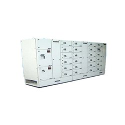 3 - Phase Motor Control Center Panel