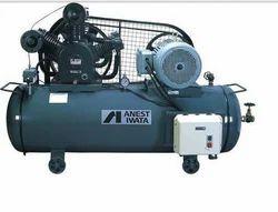 Anest Iwata Industrial Air Compressor, 0.5 HP - 200 HP,