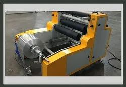 Manual House Foil Rewinder Machine