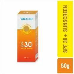 SPF 30  Sunscreen 50g