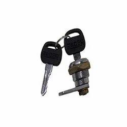 ABS Almirah Cam Lock, Chrome Plating