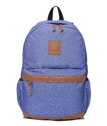 Plain Nylon Free Size Backpack