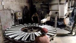 Rotary Ingot Casting Machine