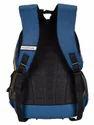 Navy Blue Large School Bag