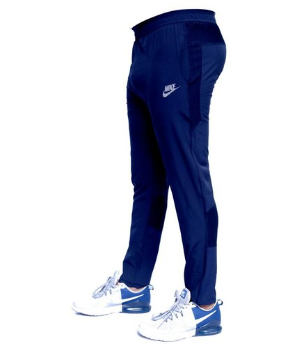 Blue Bottom Wear Nike Gudda Boys Sports