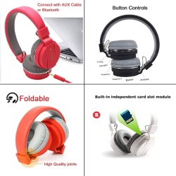Bluetooth Headphone (Without Gst )