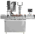 Single Head Rotary Capping Machines