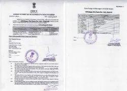 Chhattisgarh Seeds Licence