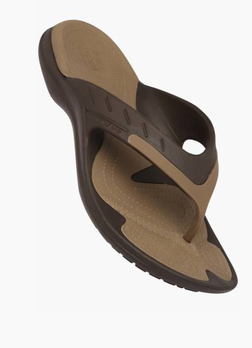 af7e87abc2a2 Casual Walnut Crocs Women Slipon Flip Flop