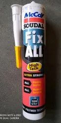 Mccoy Fix All High Tech Silicone Sealant