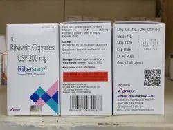 RIBAVIRIN CAPSULES USP 200MG