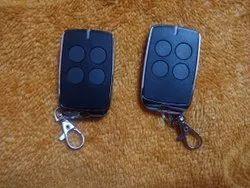 Black Polished Sliding Gate Remote, For Residential
