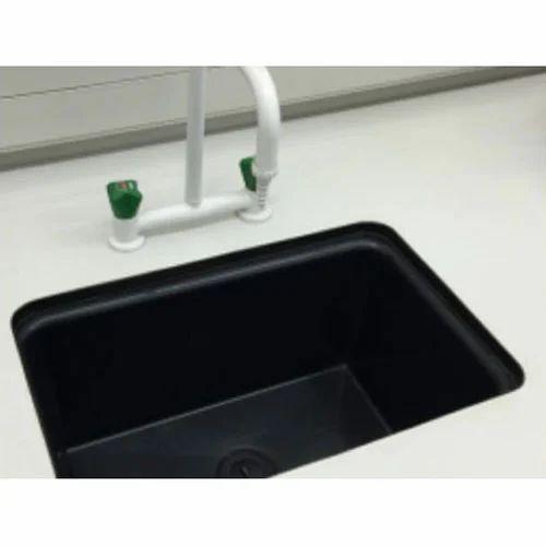 Molded Polypropylene Laboratory Sink