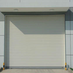 Powder Coated MS Rolling Shutter
