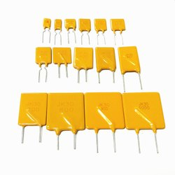 PPTC Resettable Fuse 250 Volts - TRF250-020 / TRF250-030 / TRF250-040 / TRF250-050