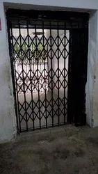 Black Goods Lift Channel Gate