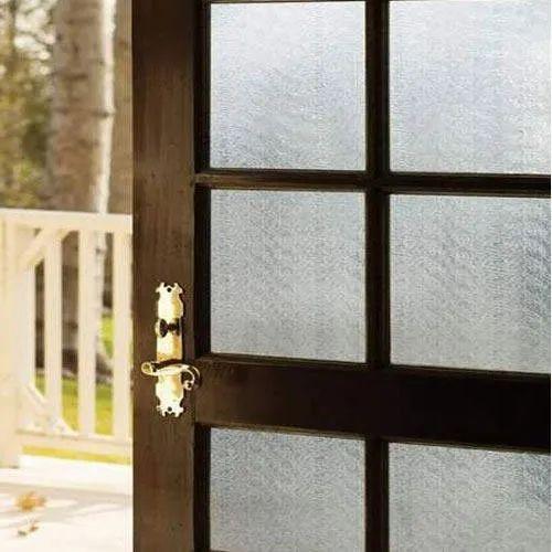 Glass Door Security Film.Glass Door Security Film