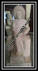 Satyasai fiber statue