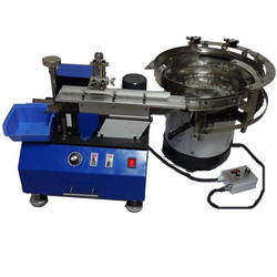 Capacitor Leg Cutting & Forming Machine
