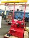 Heavy Duty Brake Disc Drum Cutting Lathe Machine