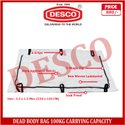 Dead Body Bag 100kg Carrying Capacity, For Hospital