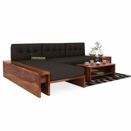 L Shaped Sofa Cum Bed