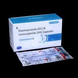 Esmoprazole (EC) & Levosulpiride (SR) Capsules