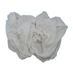 White Printed Cotton Rags