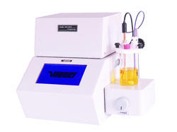 DIGITAL AUTOMATIC K/F TITRATION APPARATUS