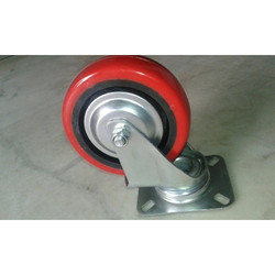 Swivel PU Caster Wheel