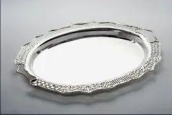 Pure Silver Tray