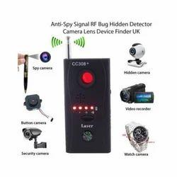 Spy Camera Detector Detecting System