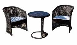 Universal Furniture Outdoor Table and 2 Chairs