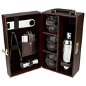 Portable Cocktail Bar Set