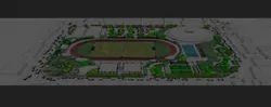 Sports Area Design Service