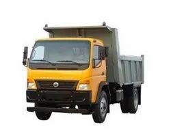 BharatBenz 1217C Tipper Truck, 13 ton GVW