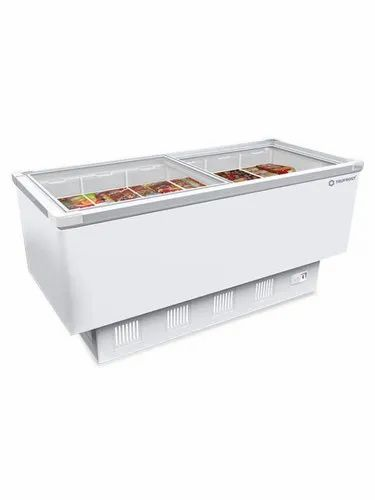 Chest Showcase Freezers IL-450 (With 4 Baskets)