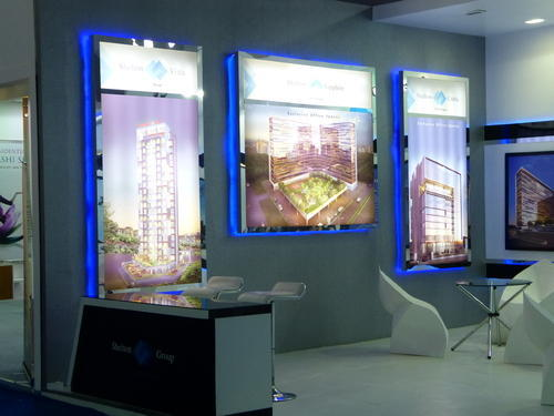 Exhibition Shell Scheme : Shell scheme exhibition stands view specifications details of