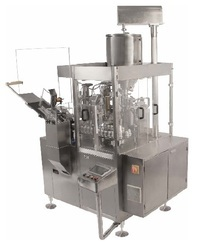 Linear Tube Filling Machine