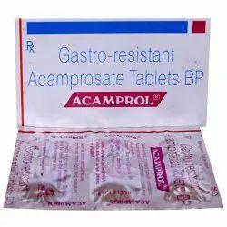 Acamprosate Acamprol Tablet