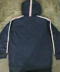 Cotton Hooded School Sweatshirts, Machine Wash
