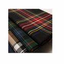 Acrylic Check Shirting Fabrics